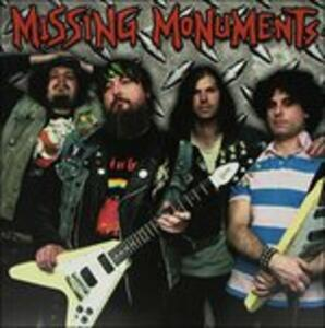 Missing Monuments - CD Audio di Missing Monuments