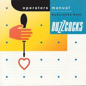 CD Operators Manual. Best of di Buzzcocks