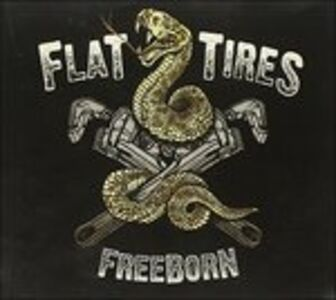 CD Freeborn di Flat Tires