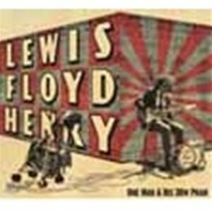 CD One Man & His 30w Pram di Lewis Floyd Henry