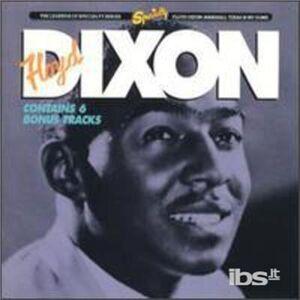 CD Marshall Texas Is My Home di Floyd Dixon