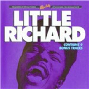 CD The Georgia Peach di Little Richard
