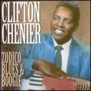 Zodico Blues & Boogie - CD Audio di Clifton Chenier