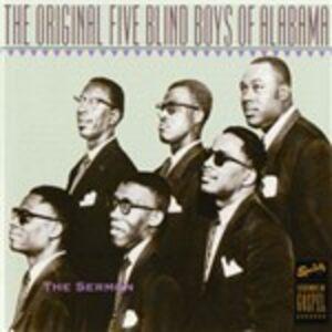 CD The Sermon di Blind Boys of Alabama