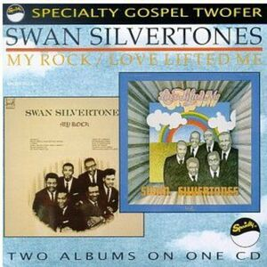 CD Love Lifted me di Swan Silvertones
