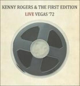Live Vegas '72 - Vinile LP di Kenny Rogers,First Edition