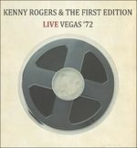Vinile Live Vegas '72 Kenny Rogers , First Edition