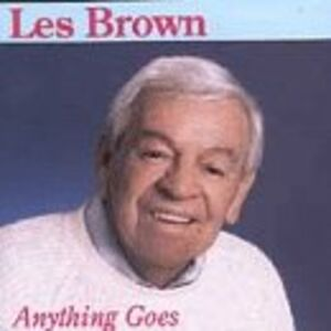 CD Anything Goes di Les Brown