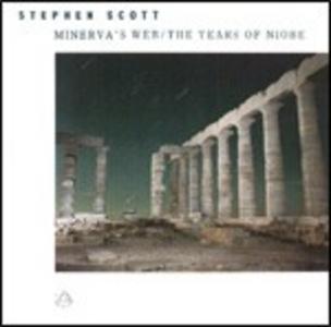CD Minerva's Web - The Tears of Niobe di Stephen Scott