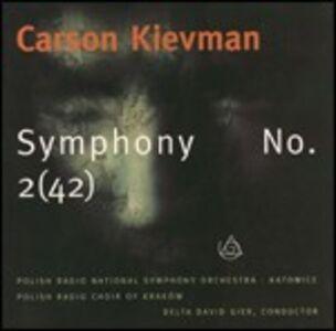 CD Sinfonia n.2 (42) di Carson Kievman