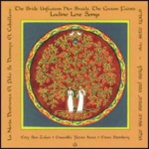 CD Ladino Love Songs di Etty Ben-Zaken