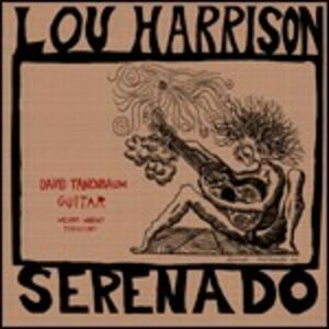 CD Serenado di Lou Harrison