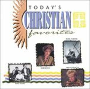 CD Today's Christian Favorite