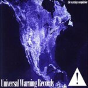 CD Universal Warning Records Compilation