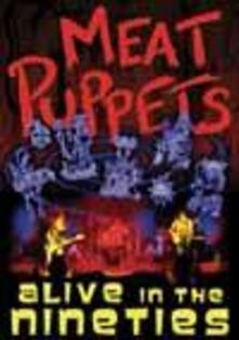 Meat Puppets. Alive In The Nineties - DVD