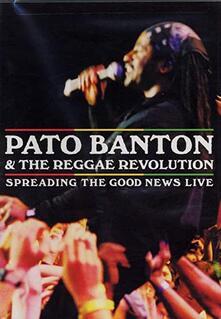 Pato Banton & The Reggae Revolution. Banton, Pato & Reggae Revolution (DVD) - DVD di Pato Banton