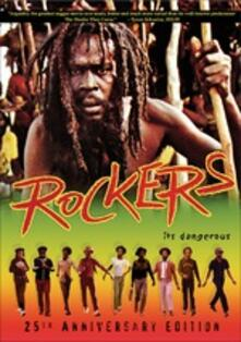 Rockers. 25th Anniversary Edition (DVD) - DVD