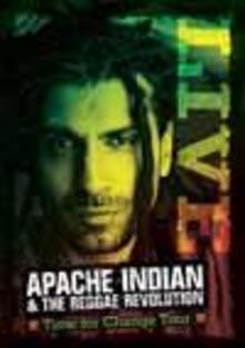 Apache Indian & The Reggae Revolution. Time For Change (DVD) - DVD