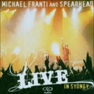 CD Live in Sydney di Michael Franti