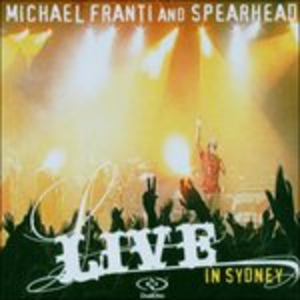 CD Live in Sydney di Michael Franti