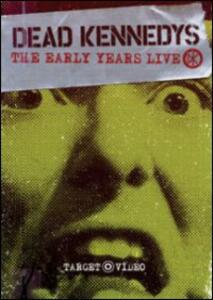 Dead Kennedys. Early Years Live - DVD