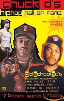 Chuck D. Chuck D's Hip Hop Hall Of Fame (DVD) - DVD di Chuck D