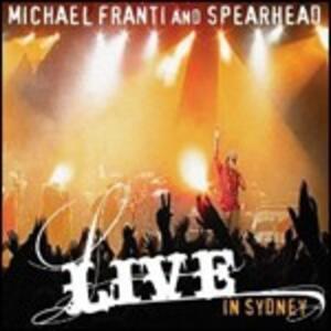 Michael Franti. Live In Sydney Amaray - DVD