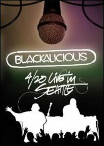 Film Blackalicious. 4/20 Live In Seattle