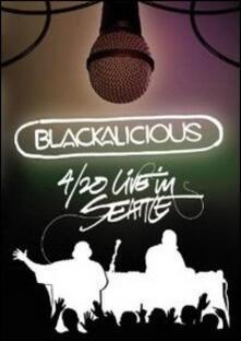 Blackalicious. 4/20 Live In Seattle - DVD