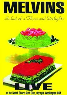Melvins. Salad Of A Thousand Delights - DVD