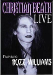 Film Christian Death. Live
