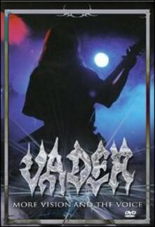 Vader. More Vision And The Voice - DVD