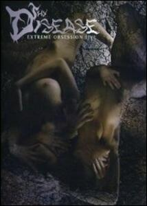 Thy Disease. Extreme Obsession Live - DVD