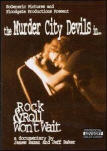 Murder City Devils. Rock & Roll Won't Wait - DVD