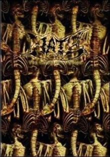 Hate. The Litanies Of Satan - DVD