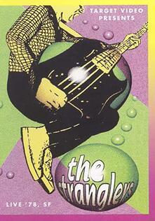 The Stranglers. Live 1978 San Francisco (DVD) - DVD di Stranglers