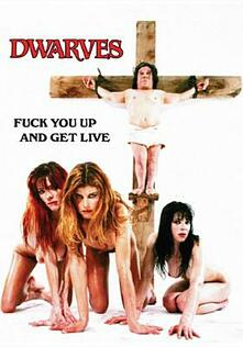 Dwarves. Fuck You Up And Get Live - DVD