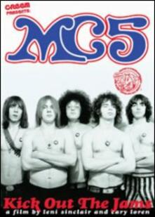 MC5. Kick Out The Jams! - DVD