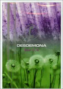 Desdemona. Live 3.0 - DVD
