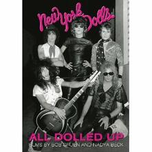 New York Dolls. All Dolled-up - DVD