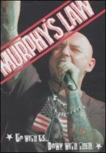 Murphy's Law. Up With Us, Down With - DVD