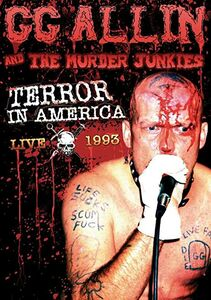 Film G.G. Allin. Terror In America: Live 1993