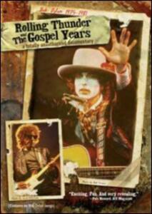 Bob Dylan. Rolling Thunder & The Gospel Years.1975 - 1981 - DVD