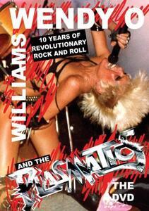 10 Years of Revolutionary Rock & Roll (DVD) - DVD
