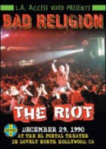 Bad Religion. Riot! - DVD