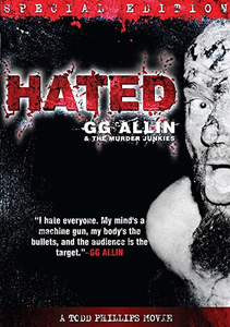 Film G.G. Allin. Hated