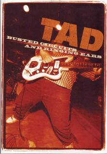 Tad. Busting Circuits And Ringing Ears (DVD) - DVD di Tad