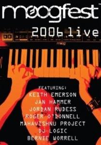 Film Moogfest 2006. Live