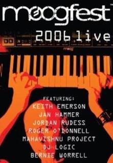 Moogfest 2006. Live - DVD