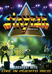 Stryper. Greatest Hits. Live In Puerto Rico - DVD